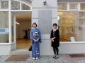 Hisayo Fukuyoshi, Yukari Fujimoto, Galerie von Waldenburg, Berlin